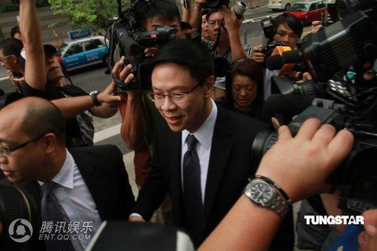 陈志云无罪释放 廉政公署称是否上诉需研究判词