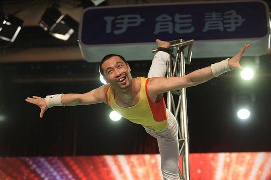 资料:《中国达人秀》第二季六强选手—安东