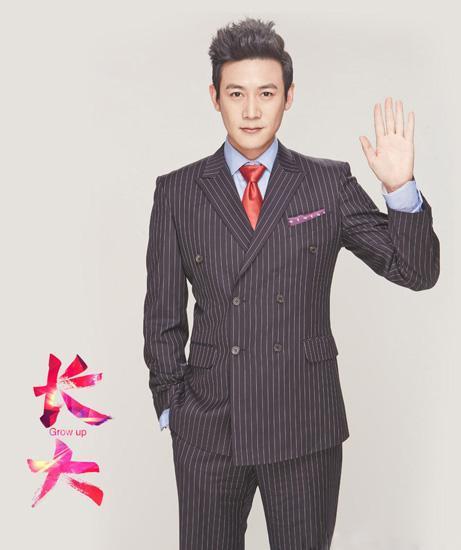专访《长大》陆毅:我拍青春剧看不出年纪
