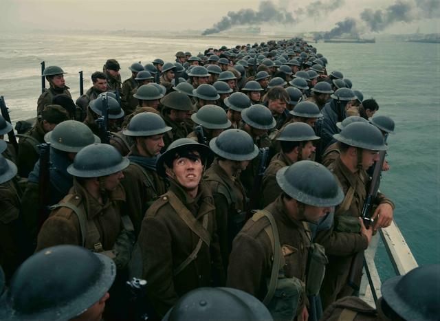周黎明:《敦刻尔克》算是今年的一部电影神作