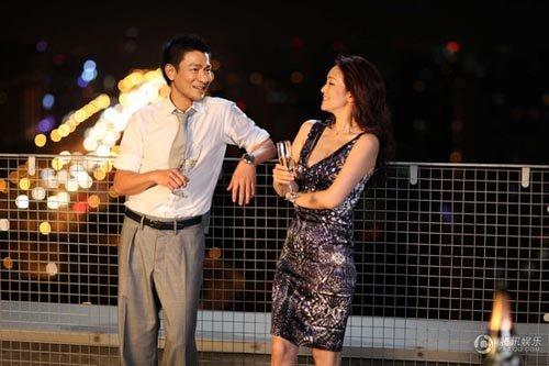 《我知女人心》情人节上映 刘德华与巩俐有吻戏