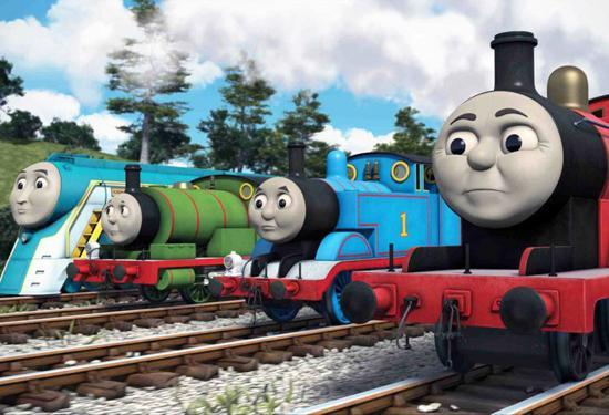 《托马斯小火车》动画公司破产