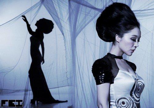 王菲菲全新单曲《双子》同名静像电影第四期
