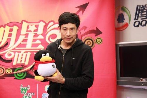 视频:腾讯娱乐独家专访《美错》主演成泰燊