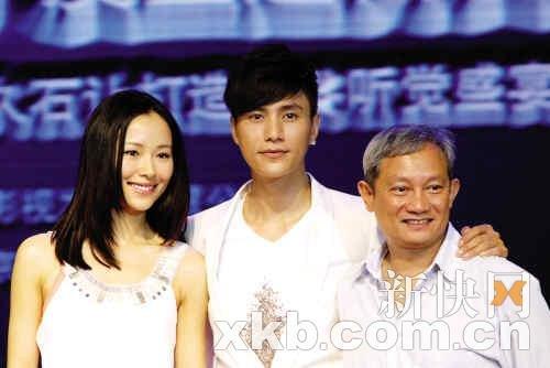 陈坤将带儿子看《肩上蝶》:让他懂得守护爱情