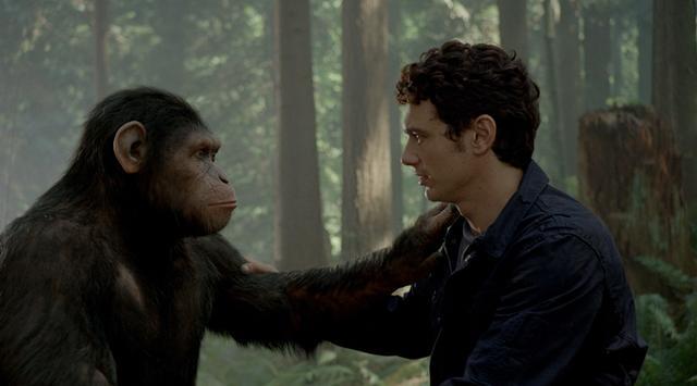《猩球崛起2》导演专访 :凯撒没有孙悟空的武功
