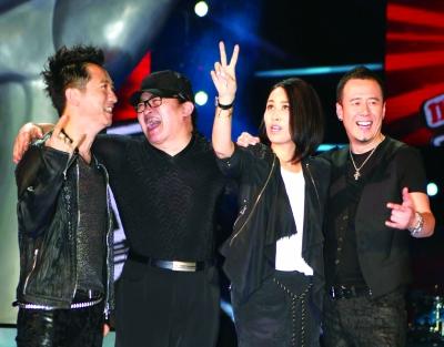 《中国好声音》打包售价8千万 四导师酬劳2千万