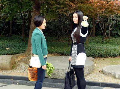 """《生活启示录》闫妮刘敏""""同门姐妹""""变情敌"""