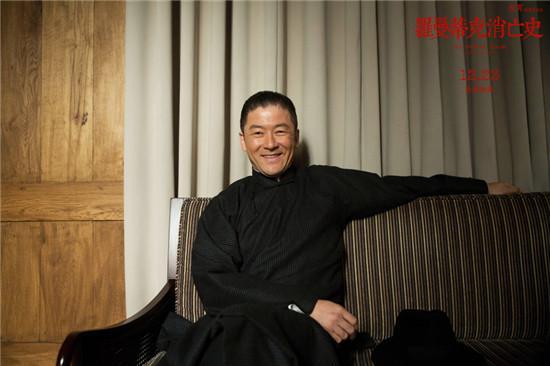 专访程耳:我恨那一代的日本人,对中国伤害太大