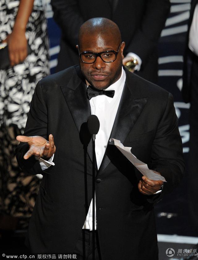 《为奴十二年》获奥斯卡最佳影片大奖