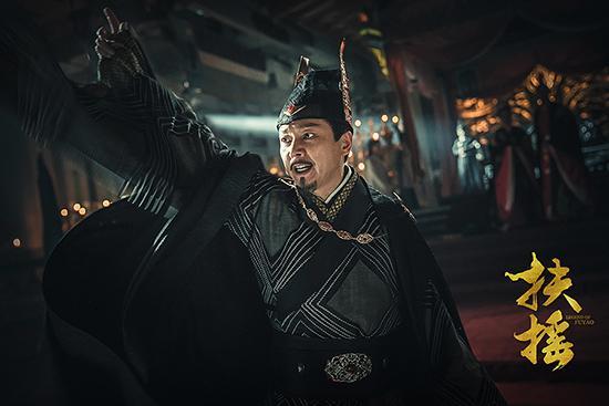 """刘奕君《扶摇》杀青 剧照曝光""""眼""""技瞩目"""