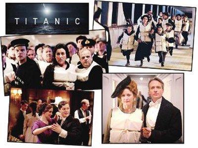 """电视剧版《泰坦尼克号》 """"抛弃""""了杰克和露丝"""
