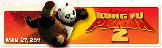 视频:梦工厂动画片《功夫熊猫2》发先行预告片