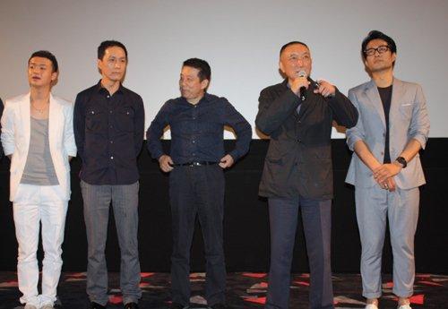《建党》深圳宣传 韩三平对国产电影提新思路
