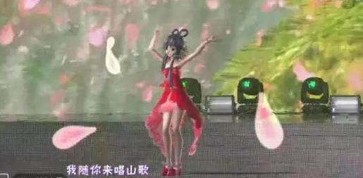 芒果春晚的二次元女神洛天依 下一个初音未来?