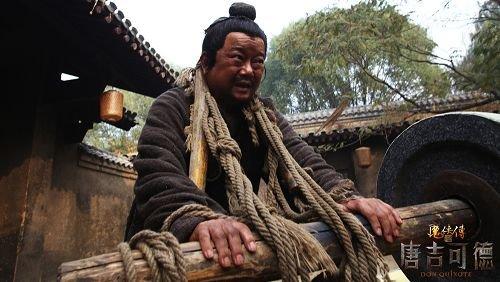 《唐吉可德》王刚摆脱和珅影子 演桑丘吃尽苦头