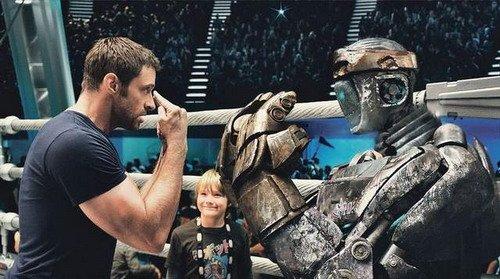 《铁甲钢拳》全球票房飘红 导演证实将拍续集