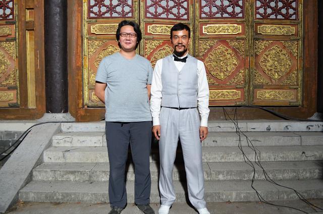 《:《师父》顺利杀青 徐晧峰打造民国武林传奇师父》顺利杀青 徐晧峰打造民国武林传奇