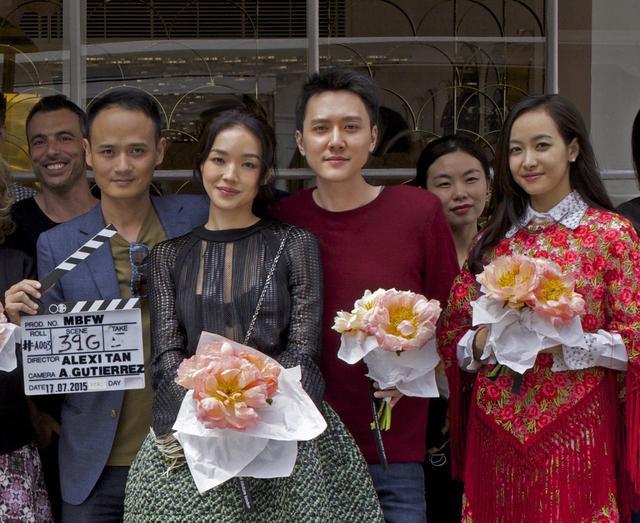 冯绍峰:和倪妮演的爱情片很虐 不信男女纯友谊