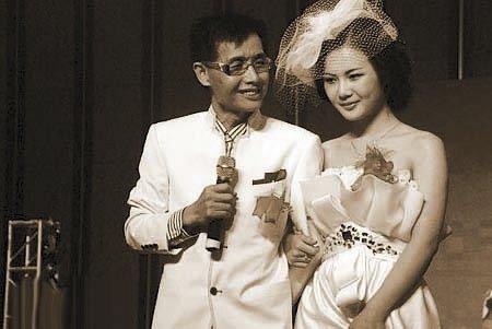 邓建国娇妻称双方已分手半个月:他比我还穷