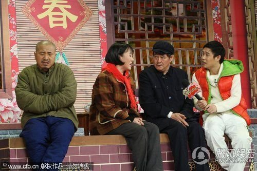 赵本山春晚搭档是去年老面孔 小沈阳王小利排练