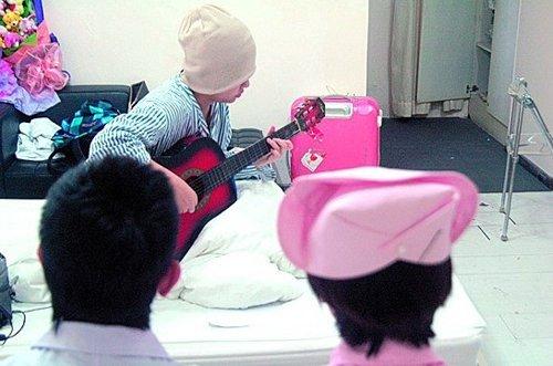 韩真真整容照片曝光引质疑 护士发言为其抱不平