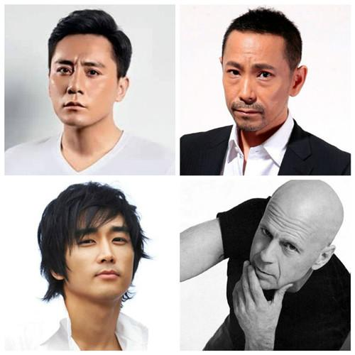 中美日韩四国演员参演《大轰炸》 打造3D巨制