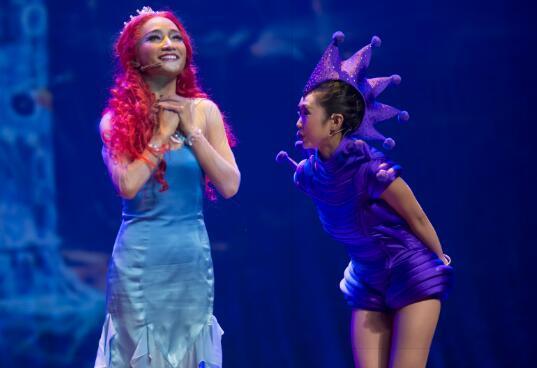 童话音乐剧《海的女儿》将演 聚焦亲子关系