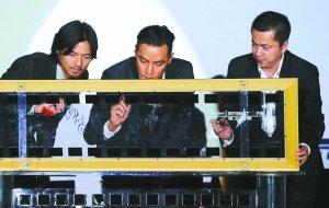 吴彦祖冯德伦当上老板 拍《太极》拉拢年轻观众