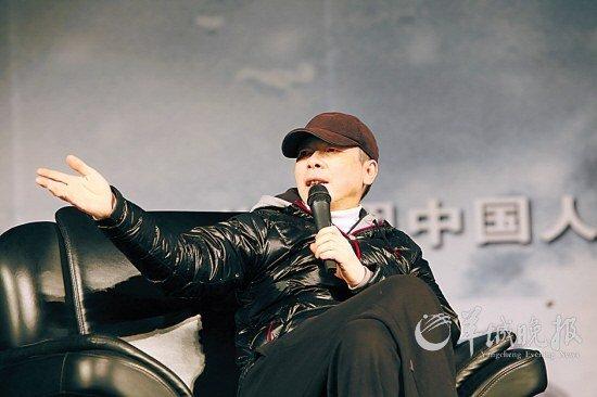 冯小刚回应《一九四二》质疑:观众不是我的上帝