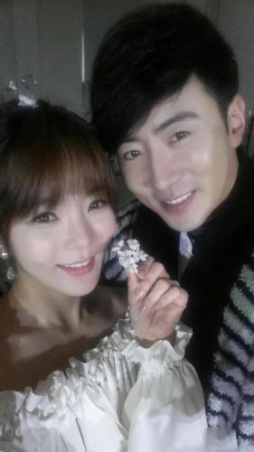 蔡琳高梓淇10月将在韩中两地举办两次婚礼