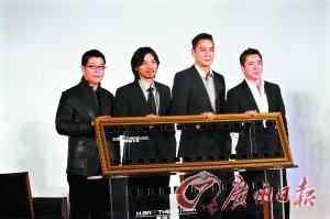 冯德伦吴彦祖联手华谊创突围电影 当老板零薪水