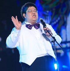 朱晓明唱Hero