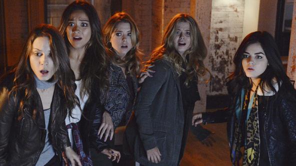 《美少女的谎言》主创亮相电视节剧透第五季