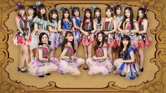 BEJ48 Team J 出道公演《专属派对》甜美上演