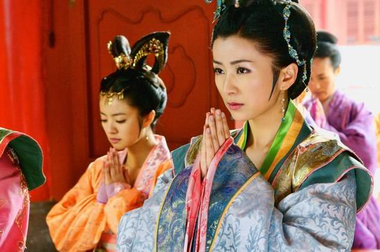 《后宫》首播倒计时 刘庭羽古装形象再现荧屏