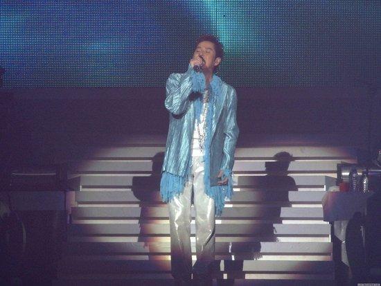 谭咏麟北京演唱会周末登陆北京 门票拍出天价