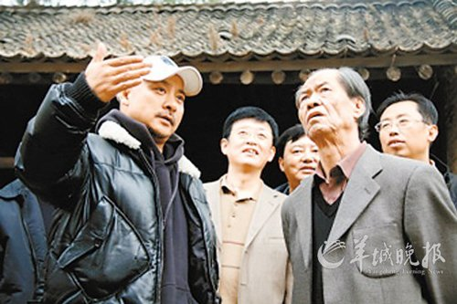 《白鹿原》上映带火当地旅游 陈忠实旧居成景点