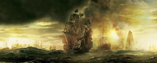 《加勒比海盗5》剧本创作完成 已上交迪士尼