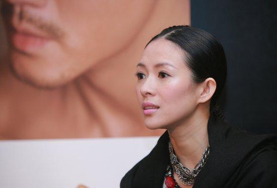 专访章子怡、郭富城:《最爱》不止是一部作品