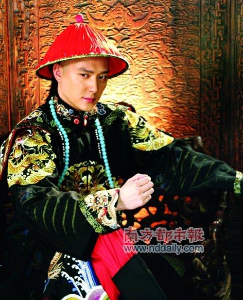 冯绍峰:我就是项羽 《鸿门宴》将是我的代表作