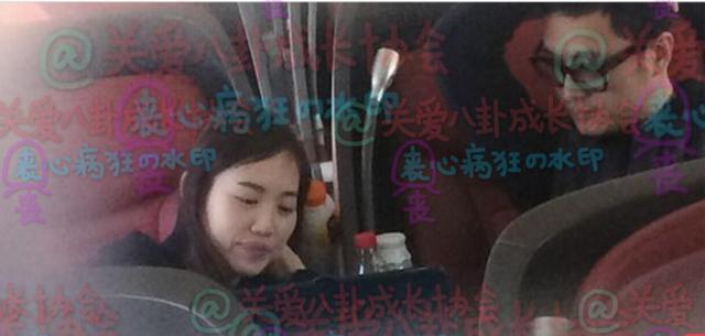 马蓉与王宝强高铁亲密照被翻出 当时曾遭删除