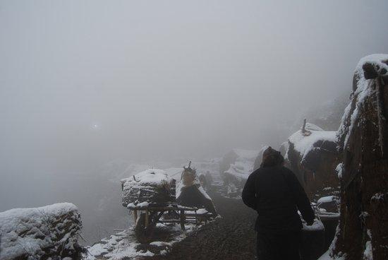 《一九四二》纪录片第四集 剧组克服极端天气