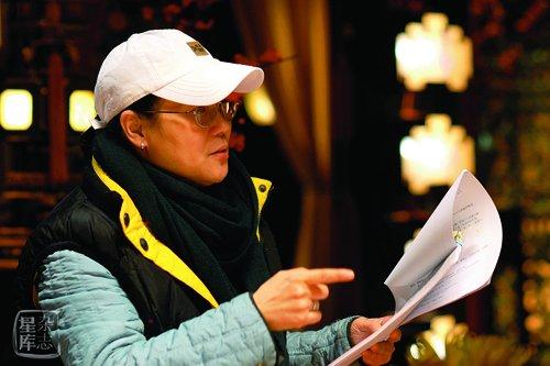 李少红谈拍新《红楼梦》:我不怕身败名裂(图)