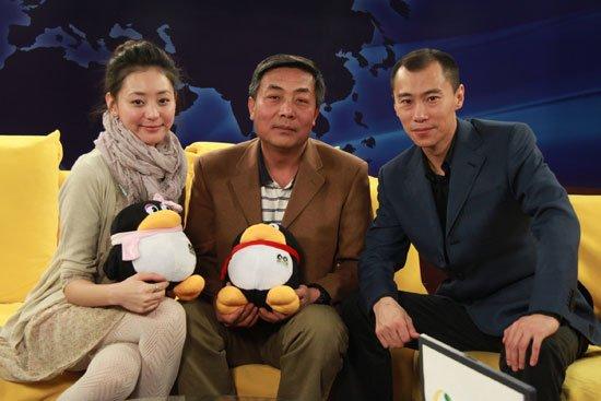 《中国远征军》主演祁映诺、导演董亚春、主演郑昊