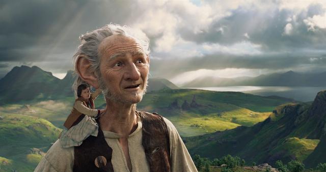 妈妈团: 《圆梦巨人》吸引孩子的西方浪漫童话