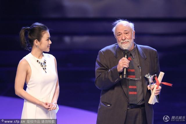 17届上海电影节闭幕 希腊潘多利获封最佳导演