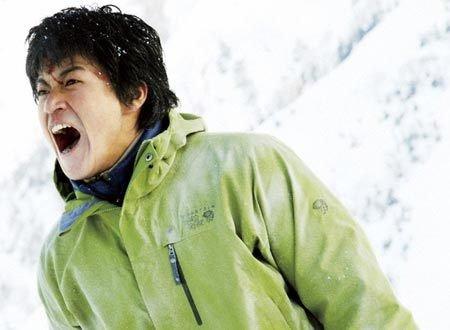 日本票房:小栗旬登山电影《岳》一举夺冠