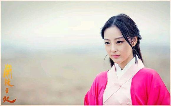 """王洁曦新戏出演《兰陵王妃》 """"虐并美丽着"""""""