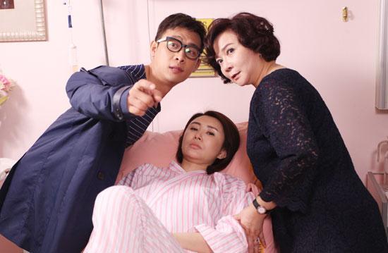 《嫁个老公过日子》热拍 张译闪婚恋台妹陈乔恩